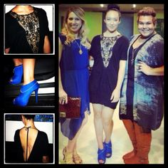 look of the day: fashion's night out!