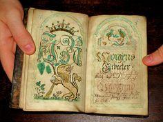 18th century prayer book