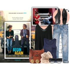 """""""Begin Again Contest Entry"""" by maddycruise on Polyvore"""