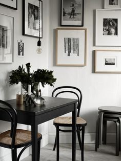 Monday's home: shades of grey