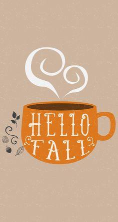 HELLO FALL ...