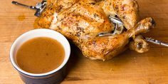 Swiss Chalet Secret Sauce Copycat Recipe - dipping for chicken, french fries and more! - Swiss Chalet Secret Sauce Copycat Recipe – dipping for chicken, french fries and more! Sauce Recipes, Chicken Recipes, Cooking Recipes, Healthy Recipes, Fondue Recipes, Bariatric Recipes, What's Cooking, Dipping Sauces For Chicken, Sauce For Chicken
