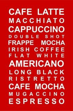 POSTER - Essential coffee