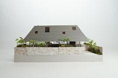 大きな東屋   ondesign Architecture Collage, Architecture Images, Architecture Graphics, Roof Design, House Design, Lake Flato, Arch Model, Roof Detail, Roofing Contractors