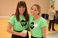 Lovely Rhythm ladies workin hard at the #2014IMF. We have a fun team - check us out: www.rhythmagency.com