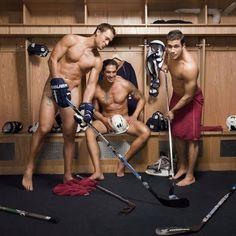 3 reasons to watch hockey...Edmonton Oilers players.