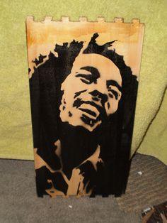Bob Marley by AlexColejr on Etsy, $14.99