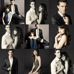 Image uploaded by Marigona Find images and videos about fifty shades of grey, Jamie Dornan and christian grey on We Heart It - the app to get lost in what you love. Fifty Shades Series, Fifty Shades Movie, Fifty Shades Darker, Jamie Dornan, Cristian Grey, Shades Of Grey Movie, Mr Grey, Beautiful People, Vestidos