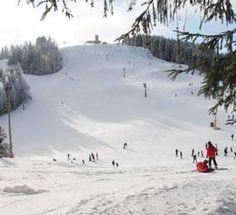 Skiing at Isaberg