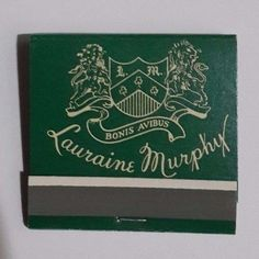 Lauraine Murphy Matchbook FS Restaurant Middle Neck Rd Great Neck LI NY