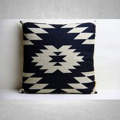 Aztec Pillow Cover Pillow Cover Decorative Pillow by SamanthaEmma, $14.99