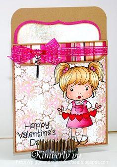 sweetheart marci. La-La Land Crafts Blog