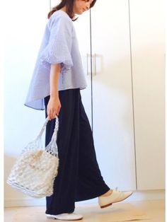 みていただきありがとうございます✨ cocaさんのブラウスは袖のボリュームが可愛い💕プチプラなのも Ballet Skirt, Skirts, How To Wear, Fashion, Moda, Tutu, Fashion Styles, Skirt