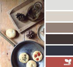 Color Serve color palette via Scheme Color, Colour Pallette, Colour Schemes, Color Patterns, Color Combos, Design Seeds, Color Balance, World Of Color, Color Swatches