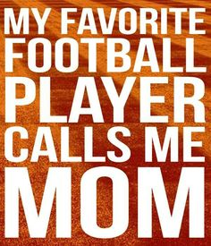 My favorite football player calls me mom ♡ can't wait for tonight! Love rain mud and football! Football Mom Quotes, Football Spirit, Football Signs, Football Mom Shirts, Football Cheer, Football Love, Football Is Life, Youth Football, Football Season