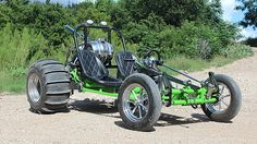 1977 Volkswagen Sandrail Dune Buggy presented as lot S218 at Dallas, TX 2014 - image5