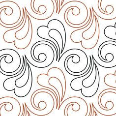 Cupid- Paper - - Quilts Complete - Longarm Continuous Line Quilting Patterns Quilting Stitch Patterns, Machine Quilting Patterns, Quilt Stitching, Quilt Patterns Free, Quilting Ideas, Quilting Stencils, Stencil Patterns, Longarm Quilting, Free Motion Quilting