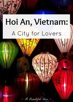 Hoi An, Vietnam: A C