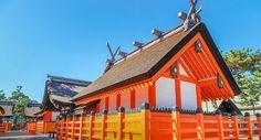 650x350 Sumiyoshi Grand Shrine (Sumiyoshi-taisha) in Osaka