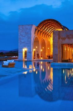 The Blue Palace, Isle of Crete,Greece