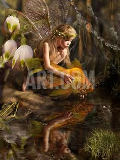 http://www.art.com/products/p48207823593-sa-i15345654/liliya-the-girl-releases-a-gold-fish.htm