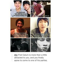 aw cal imagines are adorable
