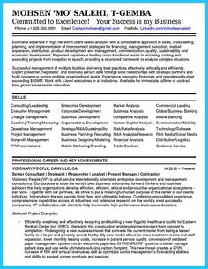 Business Consultant Resume Dancer Resumes With Education  Httptopresumedancer