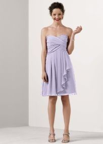 Another possible color for bridesmaid dresses - Iris