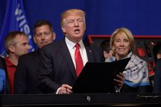 Here are five ways in which President Trump and Secretary of Education DeVos have denigrated and devalued the teacher workforce, especially since taking office.