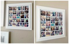 Instagram photo collage - free template