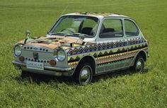 perfect! Aztec car