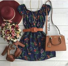 Girly Outfits, Dress Outfits, Casual Dresses, Cool Outfits, Short Dresses, Summer Outfits, Casual Outfits, Summer Dresses, Girl Fashion