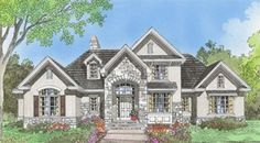 The Hyde Park House Plans First Floor Plan - House Plans by Designs Direct.