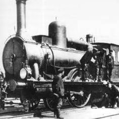 Steam Engine - Developed by James Watt in 1775, the steam engine was central to the industrial revolution, and were used to run trains and steamships