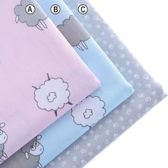 Aliexpress.com : Buy Cotton Fabric Printed Fabrics Patchwork For Sewing Quilt Scrapbooking Tissue Pattern Needlework Material Curtain Cloth Sheep Set from Reliable fabric mexico suppliers on Quansheng fabric shop