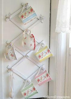 Casa - Decoração - Reciclados: Porcelanas - Lindas em qualquer ocasião!