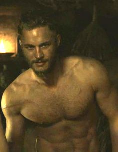 Travis Fimmel's 'Vikings' Renewed for Second Season | Male Celeb News