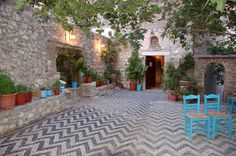 Island Tilos. Tinos Greece, Visit Greece, Greek Islands, Planet Earth, Planets, Landscapes, Patio, Dreams, Outdoor Decor