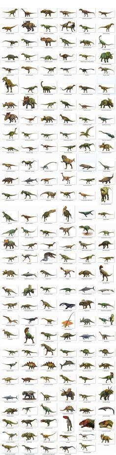dinosaurios | Simona Chabinová