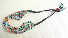 Jelane Necklace by neliyo on Etsy, $17.00