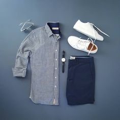 Essentials by silverfox_collective #mensoutfitsstylish