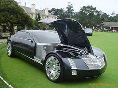 Cadillac 2003 V16
