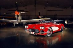 1959 Corvette by Pogea