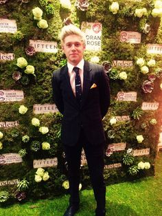 Niall Horan at the Horan and Rose Event... He's so hot...