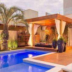 Bom dia!!! Pra sonhar com o fim de semana!!!!Por MJ Arquitetura . . Acompanhem nossos projetos no @depaulaenobrega