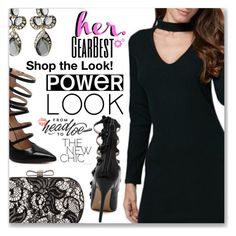 """Power Look"" by dressedbyrose ❤ liked on Polyvore"