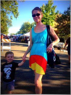 Farmers' Market Dress :: #howiwearbayabelle
