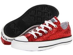 all star red glitter converse shoes Cute Shoes, Me Too Shoes, Converse Boots, Glitter Converse, Bedazzled Converse, All Star, Tenis Vans, Over Boots, Estilo Rock
