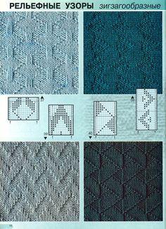 New knitting stitches free crochet dishcloths ideas Knitting Charts, Baby Knitting Patterns, Lace Knitting, Stitch Patterns, Crochet Patterns, Knit Purl Stitches, Crochet Dishcloths, How To Purl Knit, Knitting Accessories