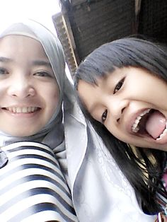 With pia